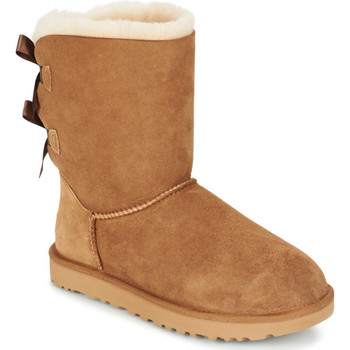 Sapatos Homem Botas de neve UGG BAILEY BOW Marron