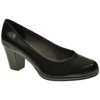 Sapatos Mulher Escarpim Duendy 5040 Negro