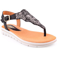 Sapatos Mulher Sandálias Wilano L Sandals Lady Preto