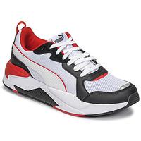 Sapatos Homem Sapatilhas Puma X-RAY Branco / Preto / Vermelho