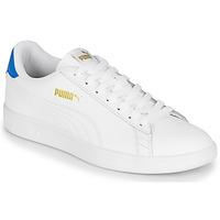 Sapatos Homem Sapatilhas Puma PUMA SMASH V2 L Branco