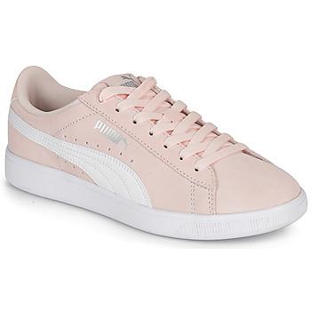 Sapatos Mulher Sapatilhas Puma VIKKY V2 ROSE Rosa