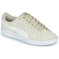 Sapatos Mulher Sapatilhas Puma VIKKY V2 GR Cinza