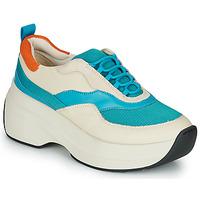 Sapatos Mulher Sapatilhas Vagabond Shoemakers SPRINT 2.0 Bege / Azul