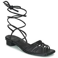 Sapatos Mulher Sandálias Vagabond Shoemakers ANNI Preto