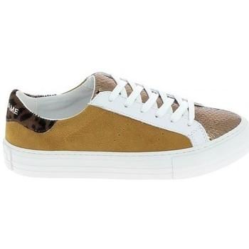 Sapatos Mulher Sapatilhas No Name Arcade Bronze Safran Castanho