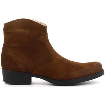 Sapatos Rapariga Botins Acebo's 9779 Marron