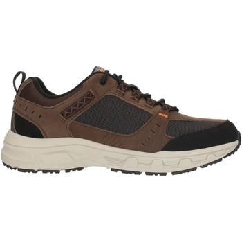 Sapatos Homem Sapatilhas Skechers 51893 Castanho