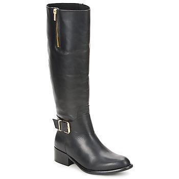 Sapatos Mulher Botas Betty London NIDIL Preto