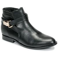 Sapatos Mulher Botas baixas Betty London DOODI Preto