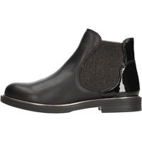 Sapatos Rapaz Botas baixas Unisa - Stivale nero OLGIUS NERO