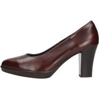 Sapatos Mulher Escarpim CallagHan - Decolte marrone 98700 MARRONE