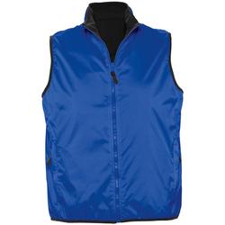 Textil Casacos de malha Sols WINNER UNISEX REVERSIBLE Azul