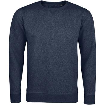 Textil Homem Sweats Sols SULLY CASUAL MEN Azul