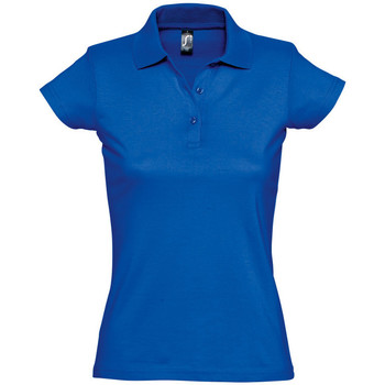 Textil Mulher Polos mangas curta Sols PRESCOTT CASUAL DAY Azul