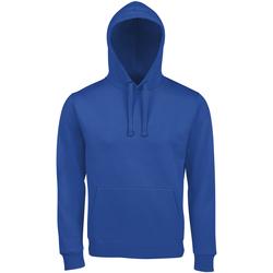 Textil Mulher Sweats Sols SPENCER KANGAROO WOMEN Azul