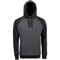 Textil Homem Sweats Sols SEATTLE KANGAROO MEN Negro