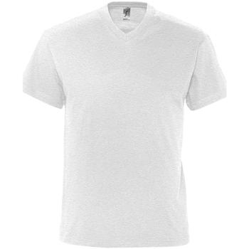 Textil Homem T-Shirt mangas curtas Sols VICTORY COLORS Gris