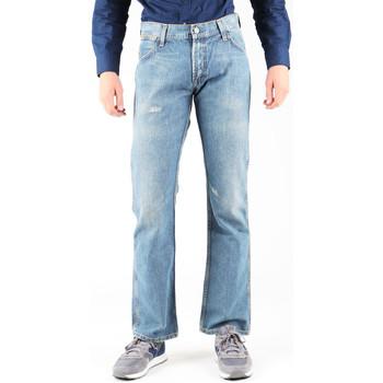 Textil Homem Calças Jeans Wrangler Dayton W179EB497 blue