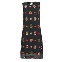 Textil Mulher Vestidos curtos Desigual TRESOR Multicolor