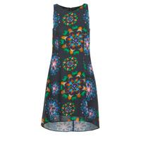 Textil Mulher Vestidos curtos Desigual CLAIR Multicolor