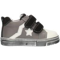 Sapatos Criança Sapatilhas de cano-alto Balocchi 991271 Cinza