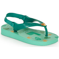 Sapatos Criança Chinelos Havaianas BABY DISNEY CLASSICS II Verde