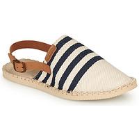 Sapatos Mulher Alpargatas Havaianas ORIGINE MULE STRAP Bege / Navy