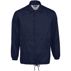 Textil Homem Corta vento Sols SACRAMENTO HIDRO MEN Azul
