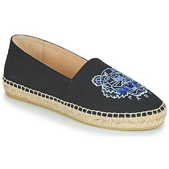 Sapatos Mulher Alpargatas Kenzo ESPADRILLE CLASSIC TIGER Preto