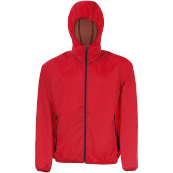 Textil Corta vento Sols SHORE HIDRO SPORT Rojo