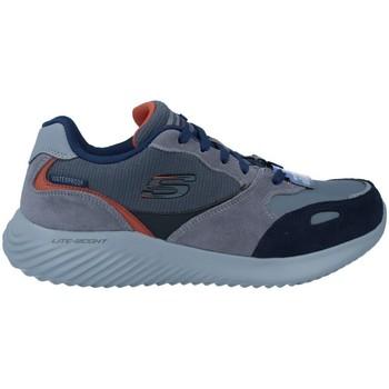 Sapatos Homem Sapatilhas Skechers Bounder 52590 Zapatillas Deportivas de Hombre preto