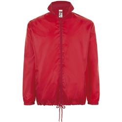 Textil Corta vento Sols SHIFT HIDRO SPORT Rojo