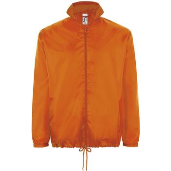 Textil Corta vento Sols SHIFT HIDRO SPORT Naranja