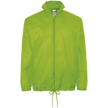 Textil Corta vento Sols SHIFT HIDRO SPORT Verde