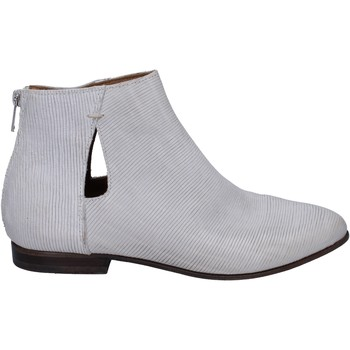 Sapatos Mulher Botas baixas Moma BR921 Branco