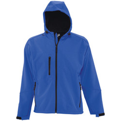 Textil Homem Jaquetas Sols REPLAY MEN STYLE Azul