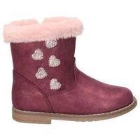 Sapatos Rapariga Botas de neve Katini KLK16804 Rouge