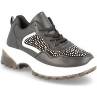 Sapatos Mulher Sapatilhas Festissimo F9016 Negro