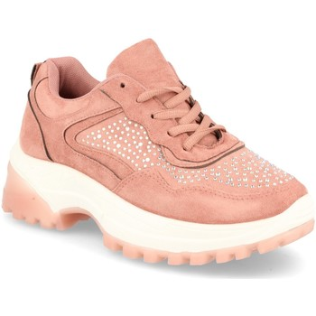 Sapatos Mulher Sapatilhas Festissimo F9016 Rosa