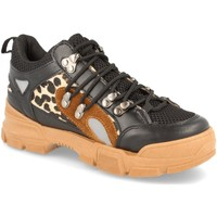 Sapatos Mulher Sapatilhas Ainy G06 Leopardo