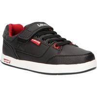 Sapatos Criança Sapatilhas Levi's VGRA0061S NEW GRACE Negro