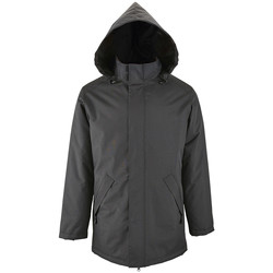 Textil Mulher Parkas Sols ROBYN PADDED LINING WOMEN Gris