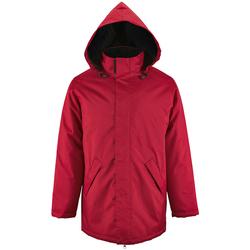 Textil Mulher Parkas Sols ROBYN PADDED LINING WOMEN Rojo