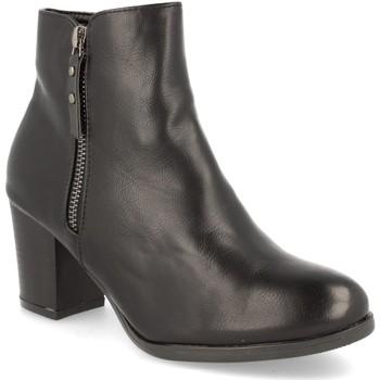 Sapatos Mulher Botins Buonarotti 9479 Negro