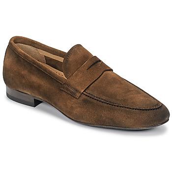 Sapatos Homem Mocassins Brett & Sons FIRICE Castanho
