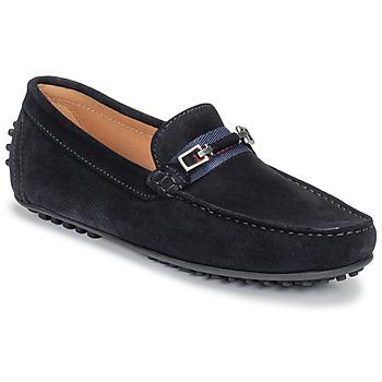 Sapatos Homem Mocassins Brett & Sons FARICE Marinho