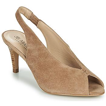 Sapatos Mulher Escarpim JB Martin PIM Bege