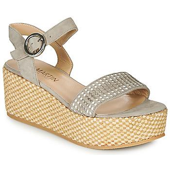 Sapatos Mulher Sandálias JB Martin 1CORSO Bege