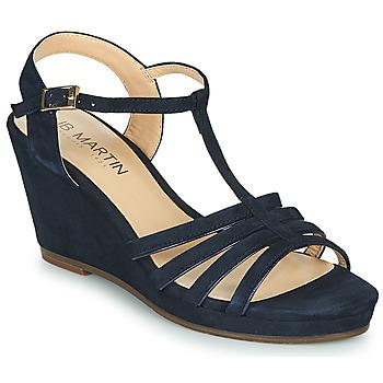 Sapatos Mulher Sandálias JB Martin QUIRA Marinho
